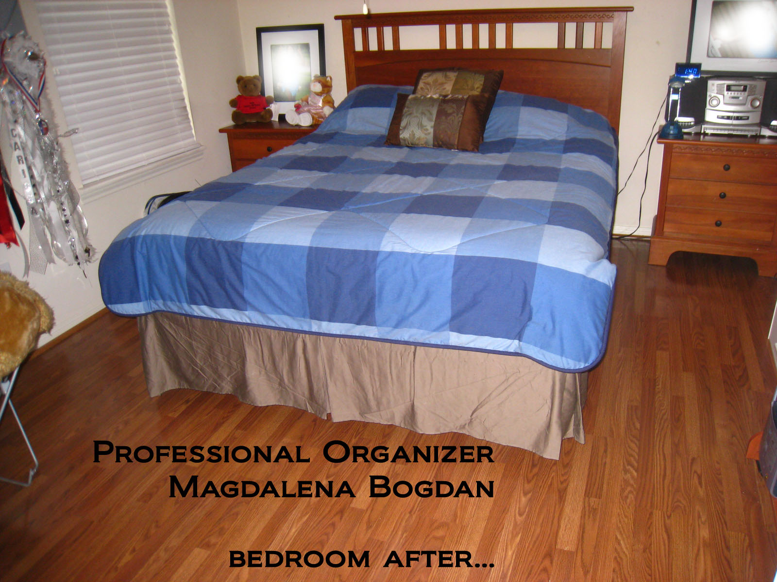 Houston Professional Organizer Will Organize Your Bedroom