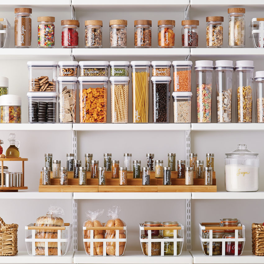Professional Organizer Houston, organize kitchen and pantry